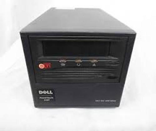 DELL 5U449 160/320GB SDLT 320 SCSI LVD EXTERNAL TAPE DRIVE FOR PV110T.SDLT 320-5U449