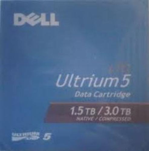 DELL - LTO ULTRIUM 5 1.5TB/3.0TB DATA CARTRIDGE (02H9YH). MINIMUM ORDER 2 PCS. LTO ULTRIUM-5-02H9YH
