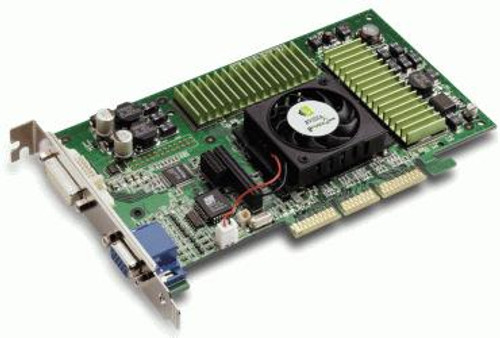 DELL - NVIDIA GEFORCE2 MX 64MB TV OUT VIDEO CARD W/O CABLE (3K595).GEFORCE-3K595