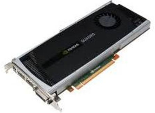 DELL 38XNM NVIDIA QUADRO 4000 2GB GDDR5 SDRAM PCI-E 2.0 X16 256-BIT GRAPHICS CARD.QUADRO 4000-38XNM