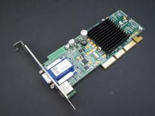 DELL 0P767 ATI RADEON 7500 AGP 4X 32MB DDR VGA/TV-OUT GRAPHICS CARD.RADEON-0P767