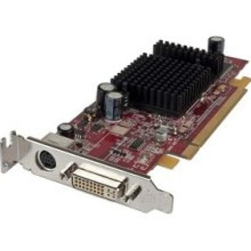 DELL - ATI RADEON X600 PCI-E 128 MB DDR SDRAM DVI-I/S-VIDEO HH LOW PROFILE GRAPHICS CARD (FD072).