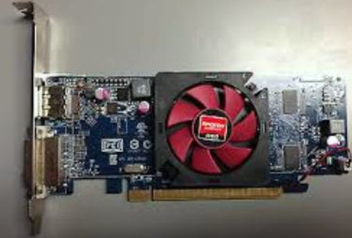 DELL VVYN4 ATI RADEON HD 7470 PCI-E 2.0 X16 1GB GDDR5 SDRAM DUAL DVI GRAPHICS CARD W/O CABLE.