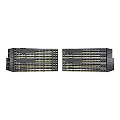 Cisco Catalyst 2960X-24PD-L - switch - 24 ports - managed - rack-mountable