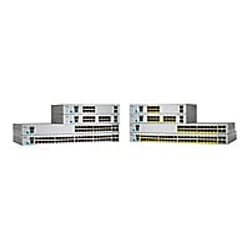 Cisco Catalyst 2960L-48PS-LL - switch - 48 ports - managed - rack-mountable
