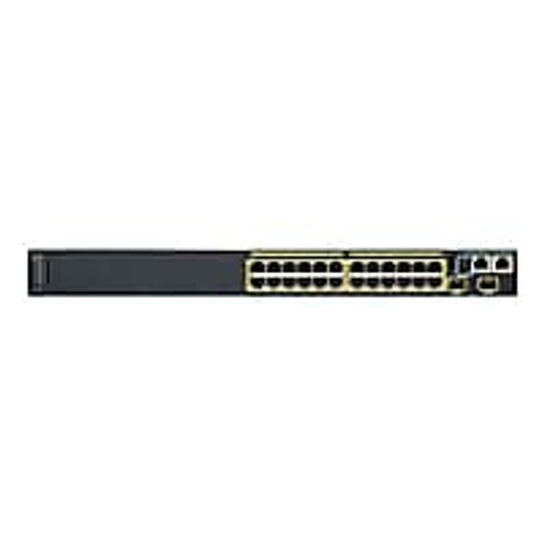 Cisco Catalyst 2960S-24PD-L - switch - 24 ports - managed - rack-mountable