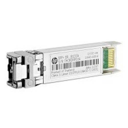 HPE B-Series - QSFP transceiver module - 32Gb Fibre Channel (Short Wave)(  Q0U62A) (Q0U62A)