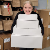 Corrugated Mailers/Subscription Boxes - White