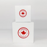 Canada Labels - EP Collection - White