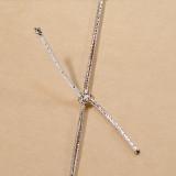 Metallic Elastic Stretch Cord
