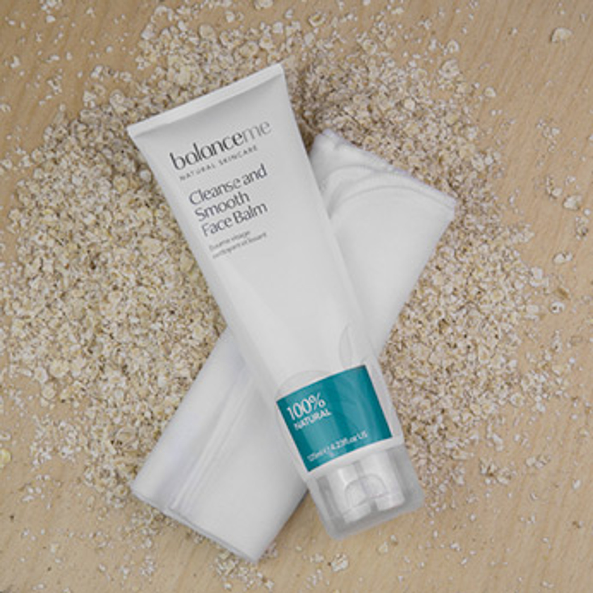 Spotlight on Exfoliation and Oat Powder