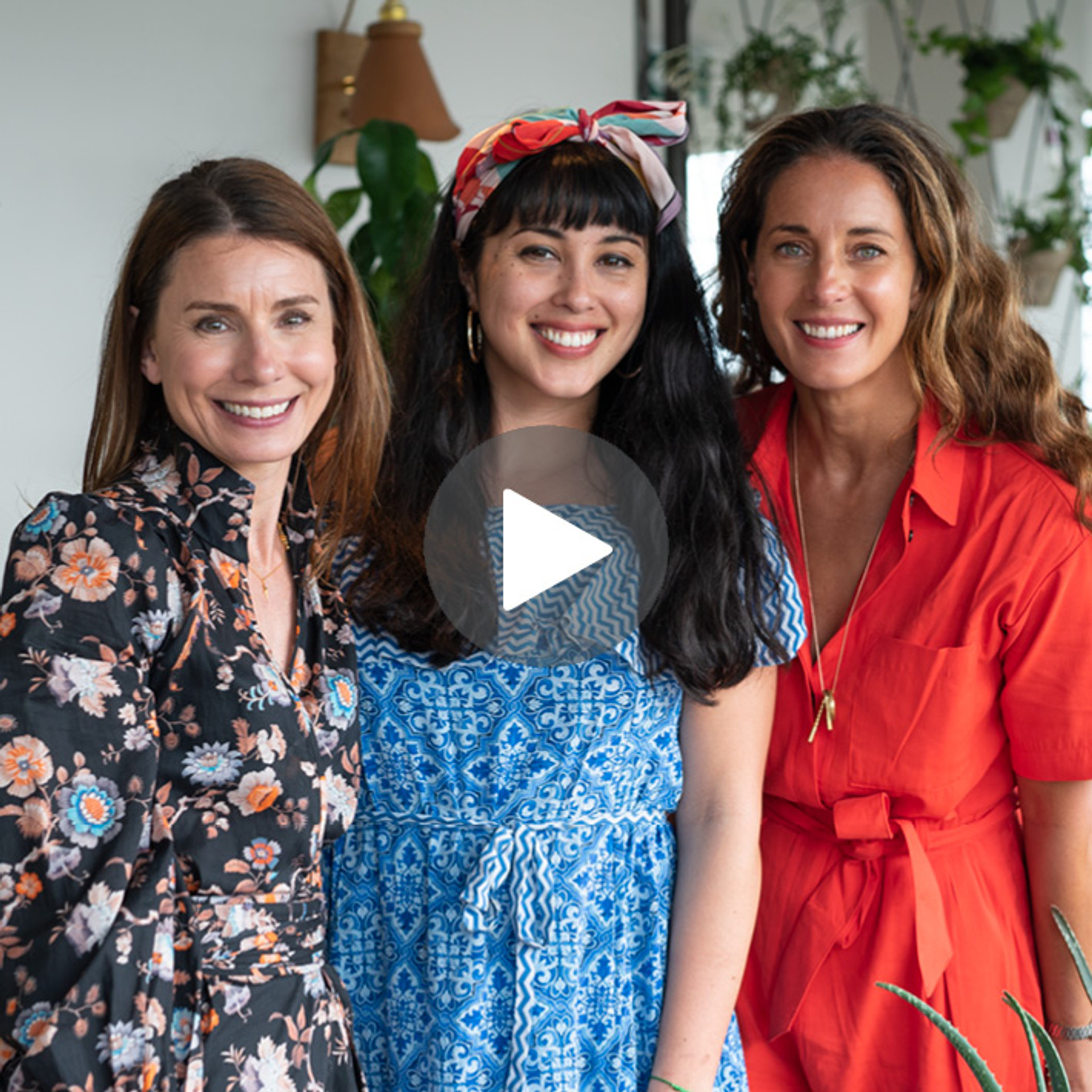 Celebrating our Hydration Trio with Melissa Hemsley