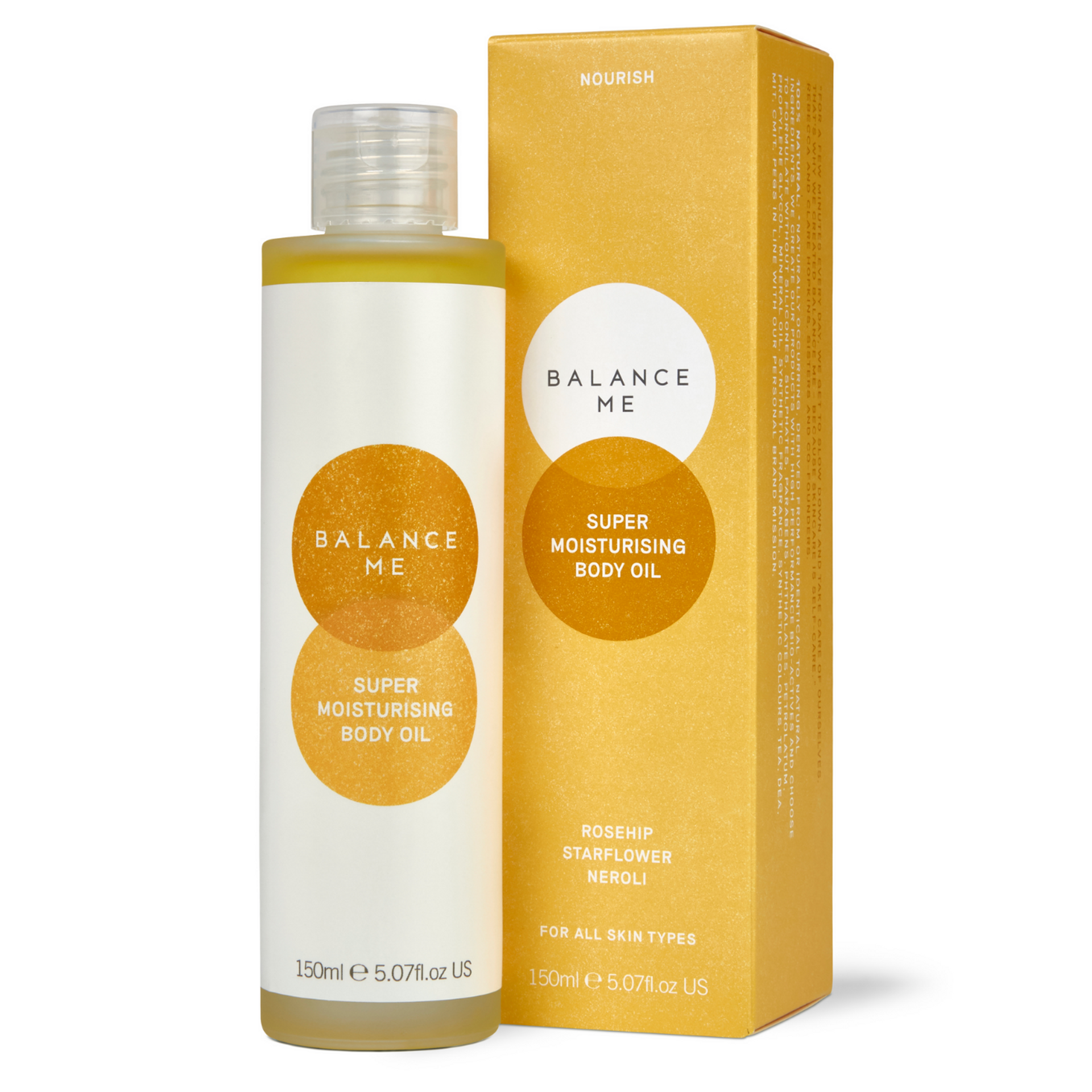 Super Moisturising Body Oil 150ml