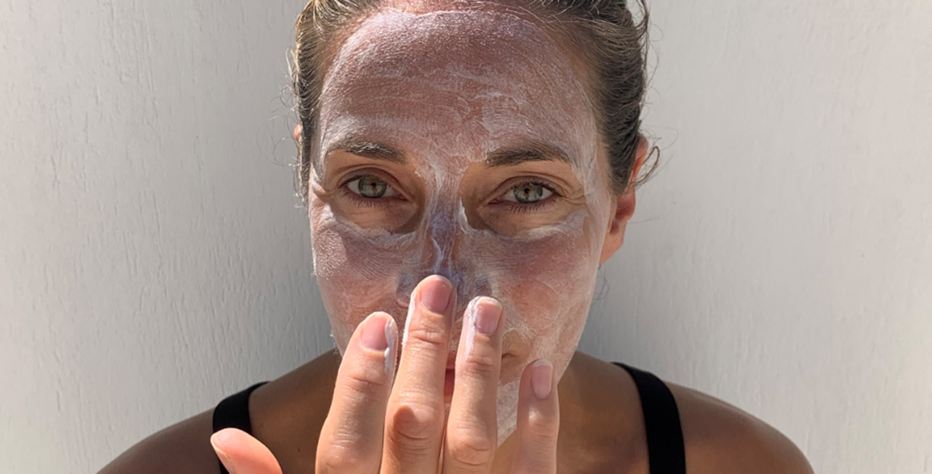 Introducing our new AHA Glow Mask