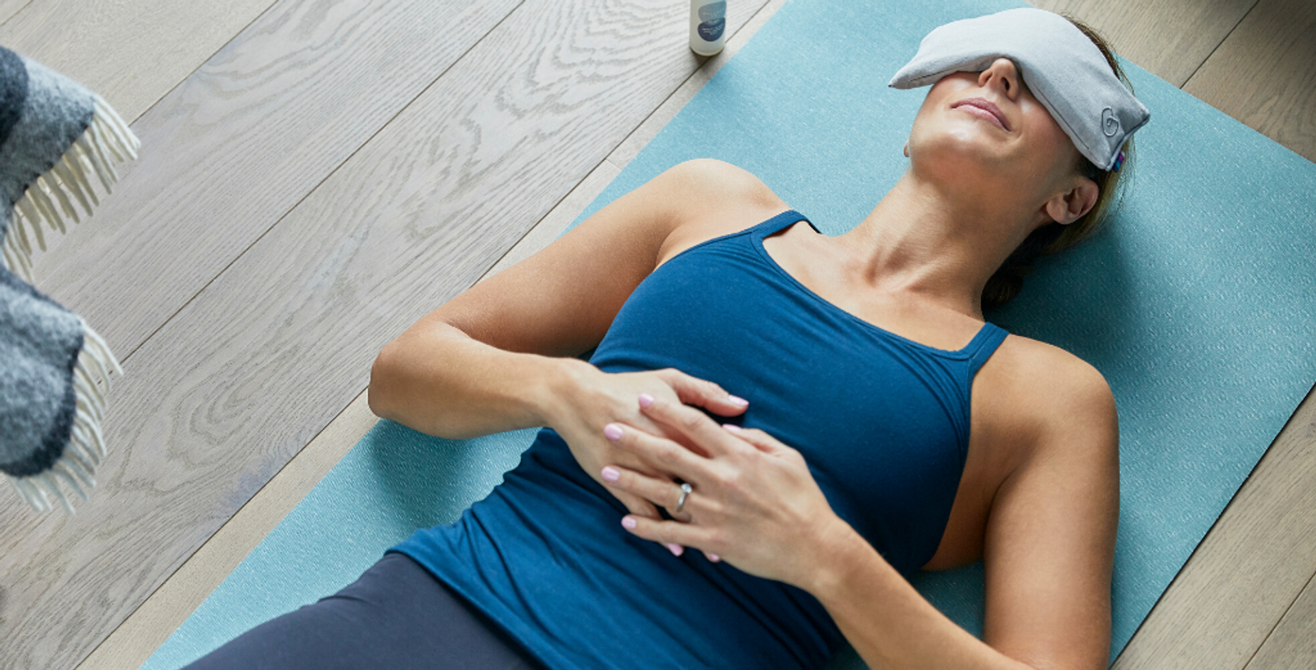 3 Yin Yoga poses for a restful night's sleep