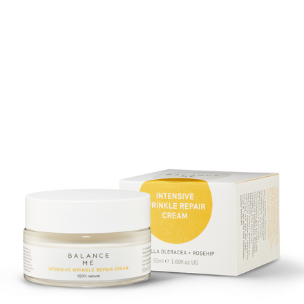 Balance Me Intensive Wrinkle Repair Cream 50ml on a white background