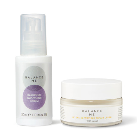 Balance Me Overnight Rejuvenation bundle (2 products) on a white background