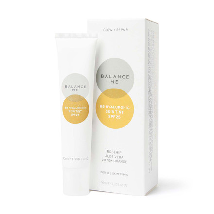 Balance Me BB Hyaluronic Skin Tint SFP25 on a white background