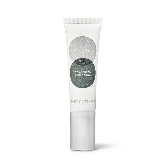 Balance Me Congested Skin Serum on a white background