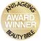 Anti-ageing beauty bible award winner