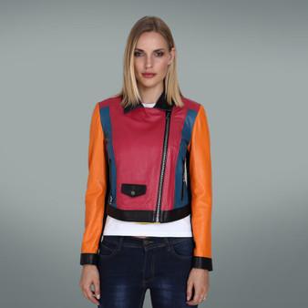 Women's Multicolor Jacket
