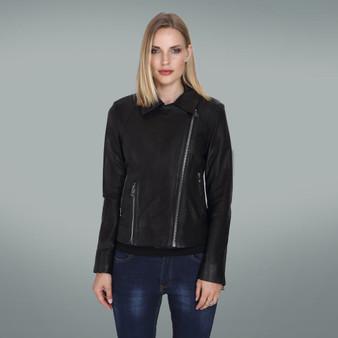 Women's Black Varatnik Jacket