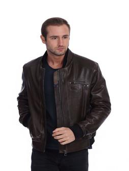 Men's Olive color Jacket