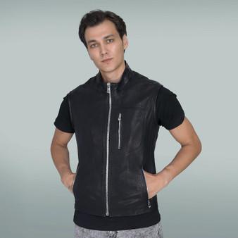 Men's Dark Brown Vest