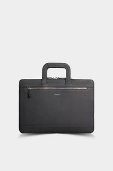 1956 Black Business Bag for Laptop & Documents