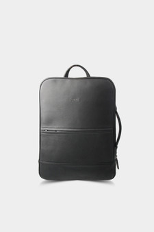 1820 Black Two-way business bag & Backpack