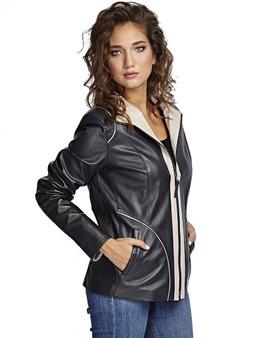 Women's Dark Blue Jacket Ho