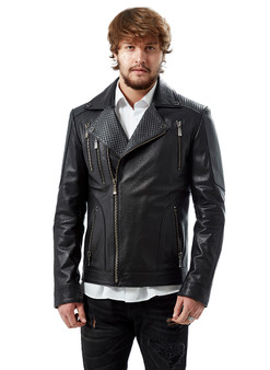 Men's Black Jumbo Jacket Ho