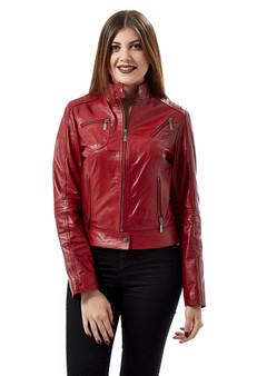 Women's Red Jacket Ho