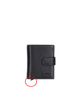 015 Men's Wallet with a card case