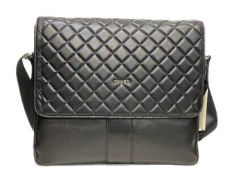 1749 Black Lambskin Handbag