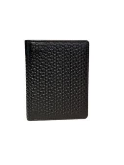 807 Black leather wallet