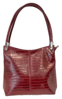 586  Leather Shoulder Bag