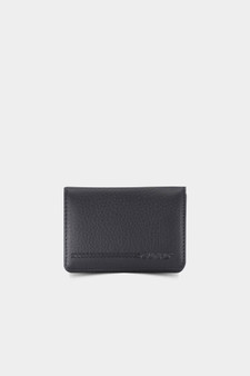 131 Black Leather Cardholder