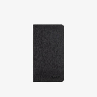 1420 Black Leather wallet & phonecase