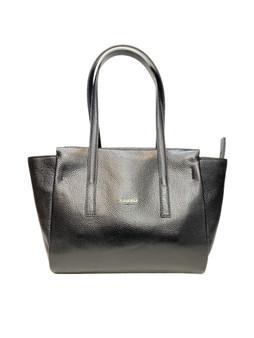 2002 Black Leather Bag