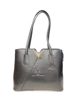 578 Black Leather Bag
