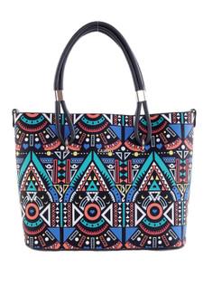 10020 Colorful Tote Bag