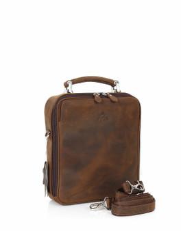 375 Leather Handbag / shoulder bag
