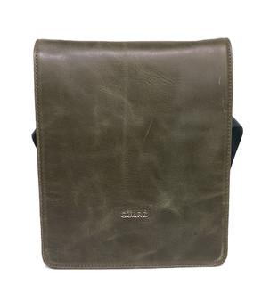 1755 Leather Postal Bag