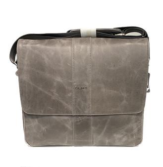 1749  Leather Shoulder bag/Laptop bag