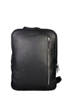 1812 Black Leather Business bag and Backpack