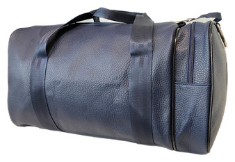 1815 Faux Leather Sports Bag