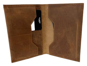 5249 Leather Passport Holder