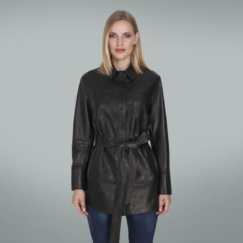 Women's Black Longer jacket