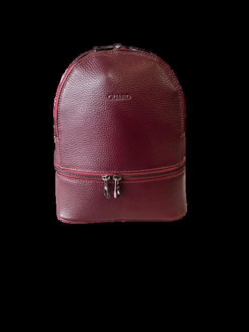 602 Burgundy Backpack